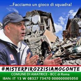 Giuseppe Iacomini lancia #misterpirozzisiamoconte