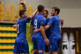 Nazionale, domani l'ultimo test in Italia contro l'Ucraina