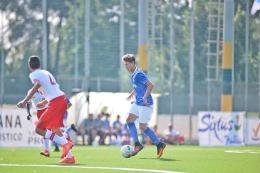 Memorial Varani - Tris di Bonetti: Juventus a valanga sul Perugia
