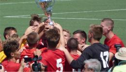 Wojtyla Cup. Latina, rabbia e sfortuna: la coppa la alza il Brno