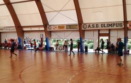 Olimpus, buona la prima: 10-1 a La Pisana