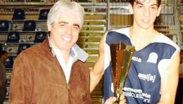 A2 - Latina 2ª Uglietti MVP nel torneo Città di Ferentino