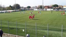 Emozioni e gol: è 2-2 tra Città di Ciampino e Grosseto