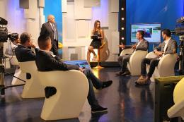 Sport in Oro: stasera in studio Cardazzi, Lillo e Giacomini