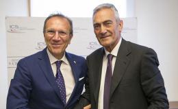 Convenzione tra l'Istituto del Credito Sportivo e la Lega Pro per l'impiantistica