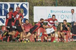 Serie B - Super CRC all'ex Cus, Rugby Roma superata