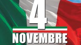 Gli eventi in città per la festa del 4 Novembre