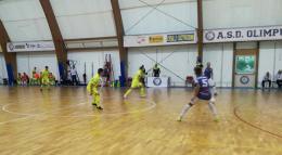 L'Olimpus sbatte contro il Pesarofano: 3-6 il finale