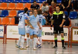 Game, set and match: la Lazio vince 6-0 con la Bellator