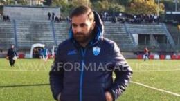 """Formia, Stanziale: """"Bravi a sfruttare le occasioni create"""""""