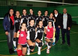 U18 - Rosavolley: 3ª vittoria stagionale, battuta Cave