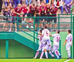 Il Trastevere stende l'Atletico Uri: netta vittoria e passaggio del turno