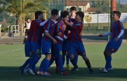 La Vigor Perconti non fa sconti: sei reti al Futbolclub
