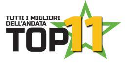 TOP 11: tutti i migliori solo su Gazzetta Regionale