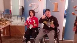 Frascati, Miele vince tra i paralimpici a Busto Arsizio