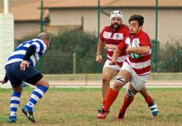B - Civitavecchia rompe il maleficio e batte il Rugby Roma