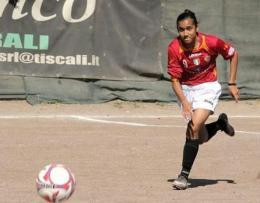 """Rafe Rufaida: """"Sogno di vestire la maglia della Res Roma"""""""