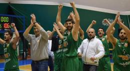 Serie B - Palestrina domina il derby 94-75