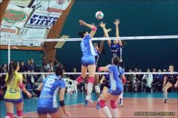 B1 - Giovolley senza problemi contro Castelvetrano
