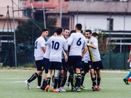 Fratini salva il Monterotondo: pari al 90' con l'uomo in meno