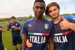 Italia, buona la prima: Kean stende la Croazia nel finale