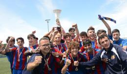 RIVIVI IL LIVE! La Vigor Perconti è campione regionale!