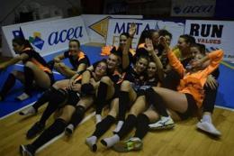 U16 - Olimpia alle finali nazionali: la gioia di Casuscelli