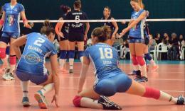 B1 - La Giovolley è fuori dai play off: passa Ravenna