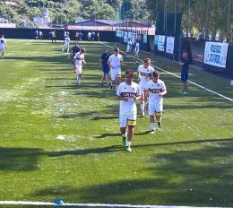 Urbetevere ok di misura: l'Accademia si arrende al gol di Rossi
