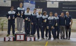 Trofeo Lazio e a squadre: foto e risultati del Palariccia