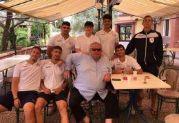 Il Tor di Quinto è in Calabria: stasera pre partita LIVE