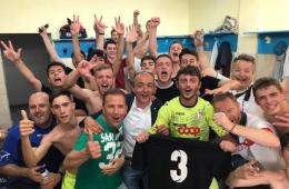 L'Audace cala il tris e vince: fine corsa per lo Sporting Tanas