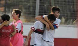 Torneo Tricolore Roma Est, trionfa il Genoa: Juventus ko in finale