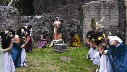 Lanuivio - Sacra Latii: sulle vie dei santuari dei Latini