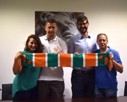 Serie B - Il Palestrina piazza il colpo Njegos Visnjic