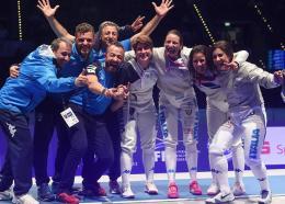Frascati protagonista in Azzurro: 9 medaglie al mondiale