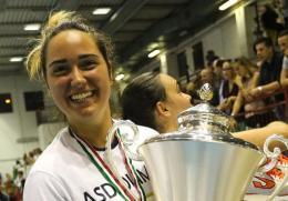 Serie A Elite - Olimpus, porta blindata: resta Liliana Nicoletta