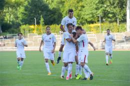 Ruhr-Cup, 1ª giornata: Roma ok  col CSKA, pari col Ferencvaros