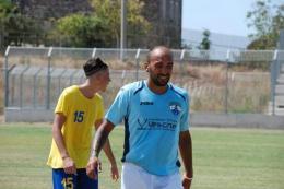 Suio Cosma e Damiano: pari in rimonta contro la Sessana
