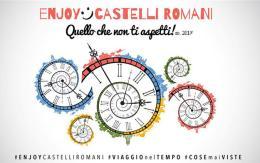 Enjoy Castelli Roma 2017: passeggiare con gusto