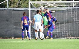 Girone A: Barça di misura sulla Lazio, goleada dell'Urbetevere