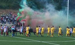 Coppa Lazio, domani in campo le squadre del girone a tre