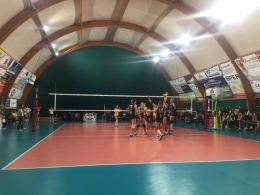 Trofeo Lazio: la Giovolley si rialza, battuta Ostia