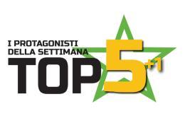 La Top 5+1: ecco i migliori 2002 della 2ª giornata