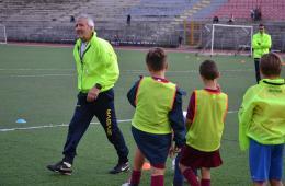Fc Frascati, nello staff della scuola calcio arriva Giancarlo Ceccarelli