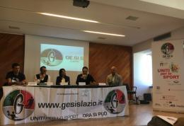Gesis Lazio presenta il torneo 'Una partita per la vita'