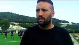 """Francesco Grasso: pane e calcio """"Ecco la mia Mistral"""""""