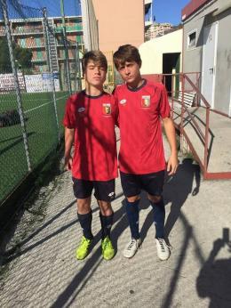 Urbetevere, test col Genoa per Menchinelli e Legnante