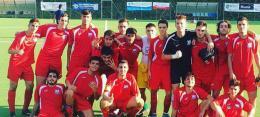 """Football Riano, una corsa con vista """"Regionali"""""""