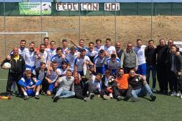 Accademia Calcio Roma, che cuore: Fiumicino ko